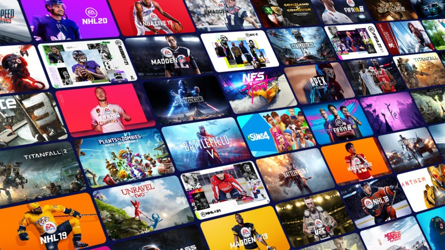 EA Play Joining Xbox Game Pass Is About Making Its Games 'Frictionless'