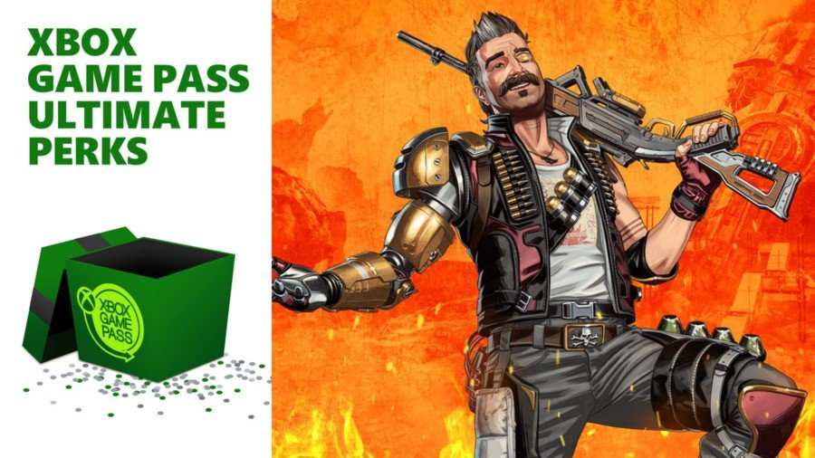 Xbox Game Pass Adds New Mass Effect Perk For Apex Legends