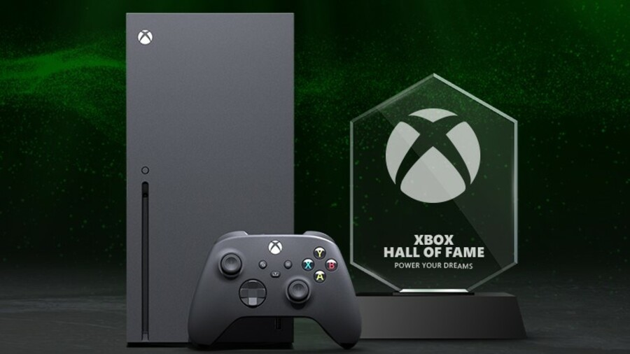 Compete To Win A Series X And Enter The Xbox Hall Of Fame