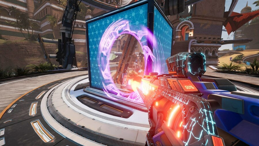 Splitgate Is Giving Away Free Cosmetics With Xbox Game Pass Ultimate