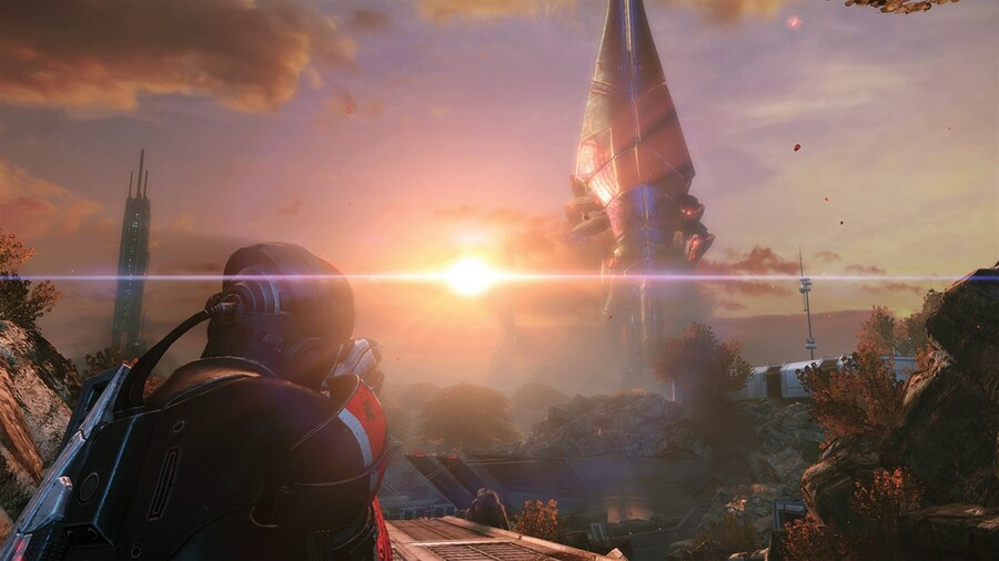 Mass Effect Legendary Edition Is Getting A Photo Mode
