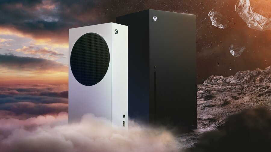 Xbox Series X|S Were The UK's Best Selling Consoles In January 2021