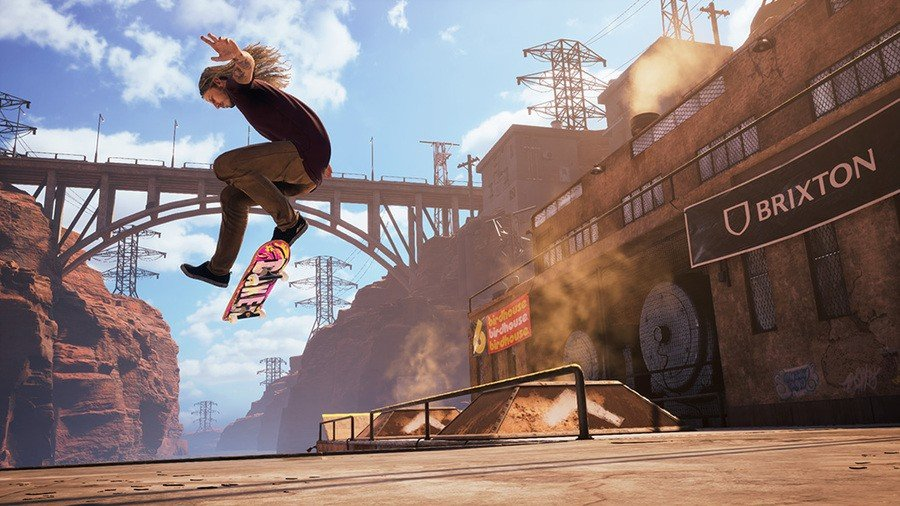 Tony Hawk's Pro Skater 1 + 2 Actually Recognises When You Break The Game