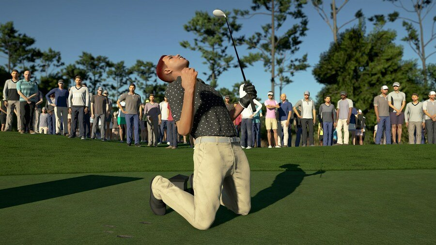 PGA Tour 2K21 Quietly Receives 60FPS Update On Xbox Series X