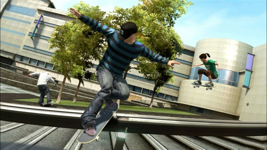 Skate 3 Nearly Tops The UK Digital Charts Following Xbox 360 Sale