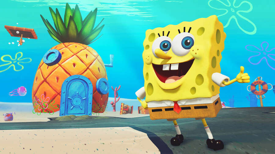 SpongeBob Rehydrated Has Already Sold Over 1 Million Copies