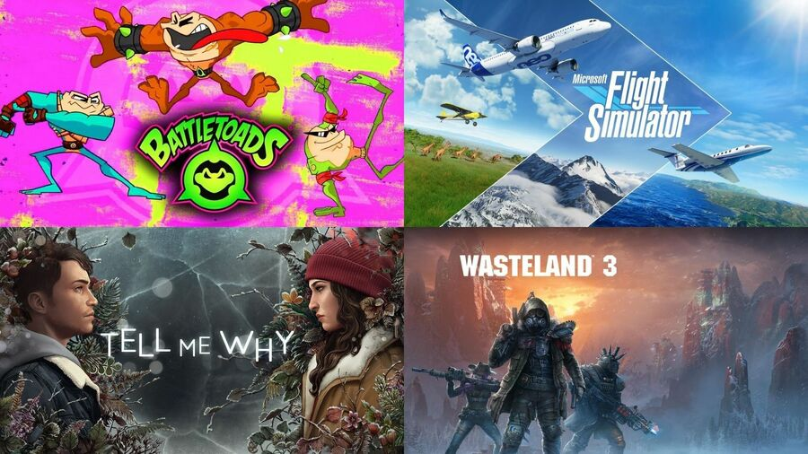 Pick One: Which Of These August Xbox Game Pass Games Are You Most Excited For?