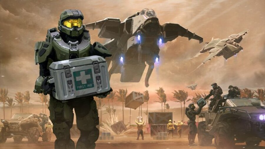 Halo 5: Guardians Adds DLC Supporting The Coronavirus Relief Fund