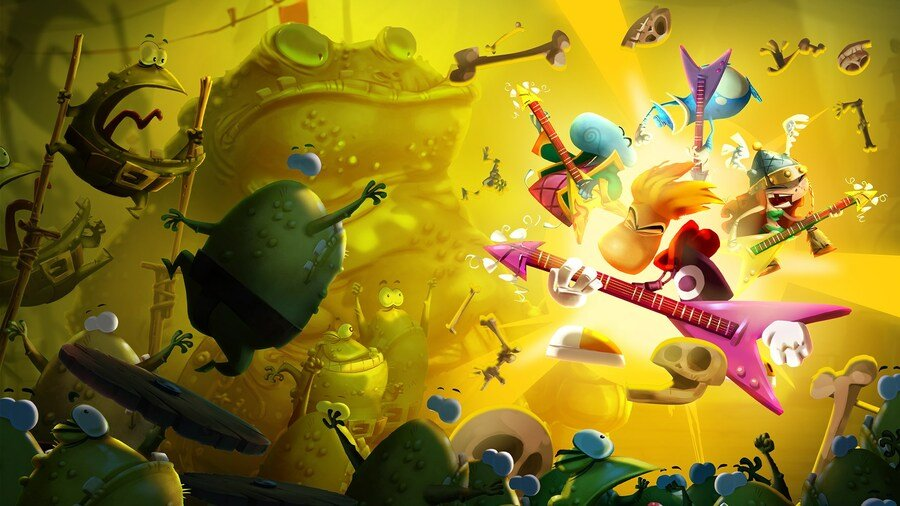 Rayman Creator Michel Ancel Is Leaving The Games Industry