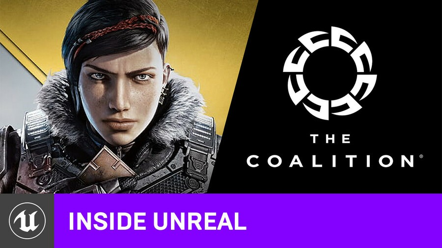 Gears Developer The Coalition To Feature In Livestream This Thursday