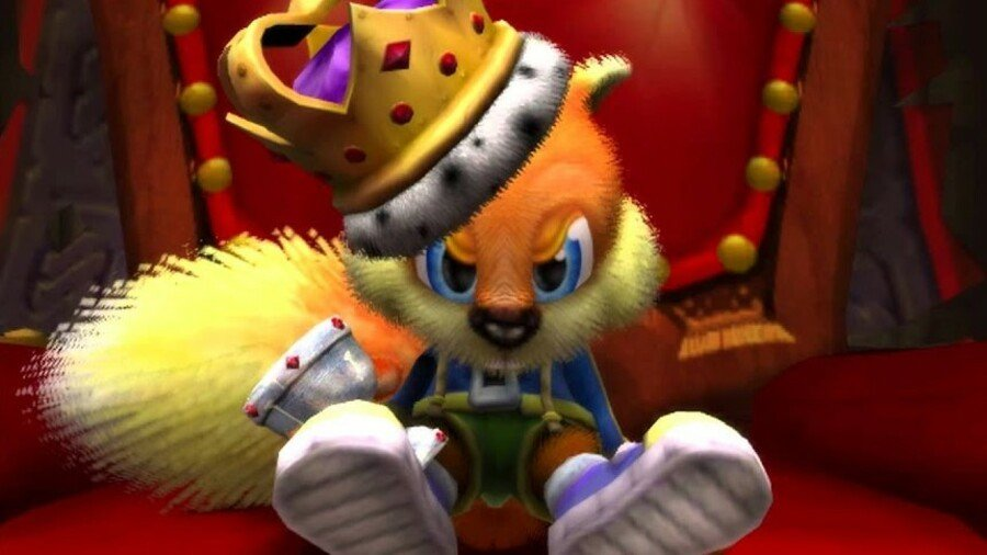 Don't Miss Out On Games With Gold Title Conker: Live & Reloaded, Especially On Xbox Series X