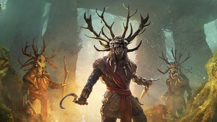 Assassin's Creed Valhalla Wrath Of The Druids Expansion Delayed