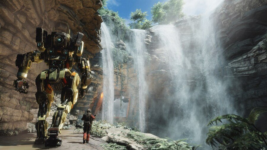 The Future Of Titanfall Is In Respawn's Hands, Says EA