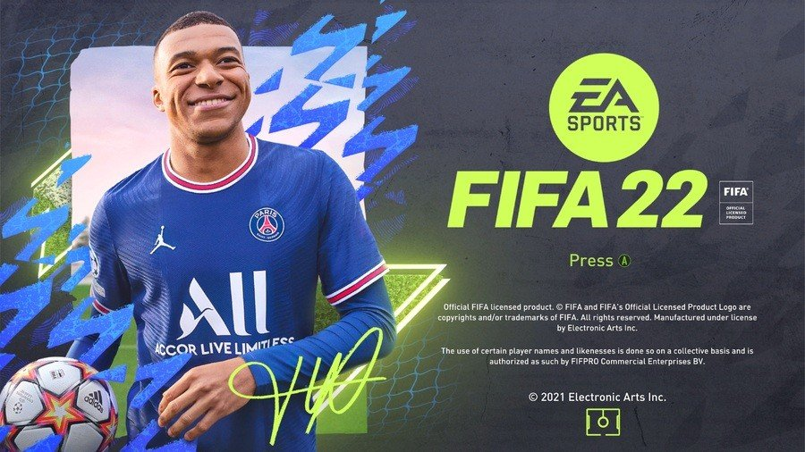 FIFA 22's Free Trial Is Now Live With Xbox Game Pass Ultimate