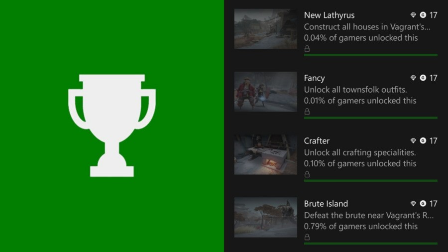 Soapbox: Xbox, Can We Please Stop Having Games With Random Achievement Numbers