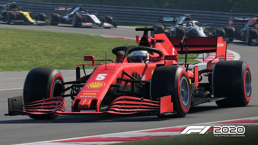 UK Charts: F1 2020 Tops The Podium In A Winning Start