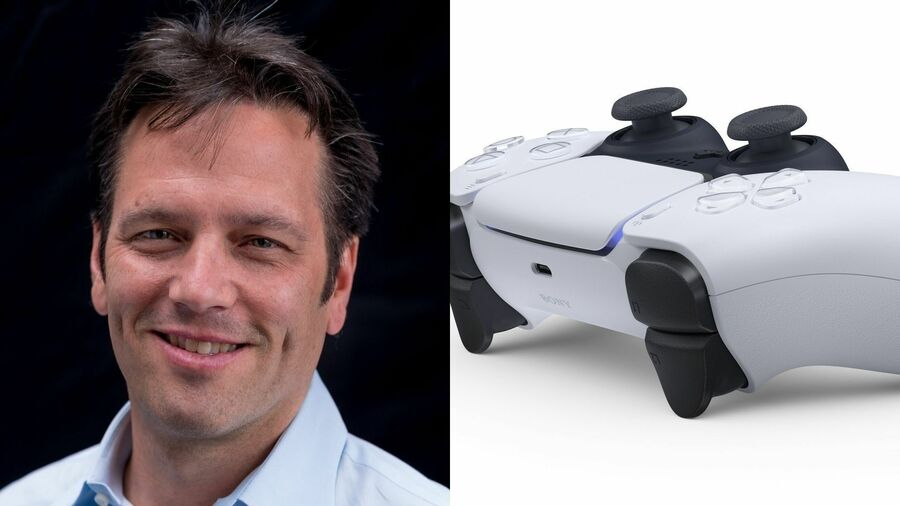 Xbox Boss Applauds What Sony Did With Its PS5 DualSense Controller