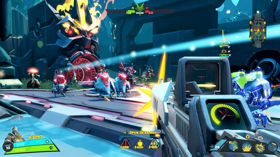 2K's Battleborn Will Be Completely Unplayable After This Month