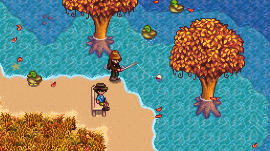 Stardew Valley's Biggest Update Yet Is Coming To Xbox Next Year