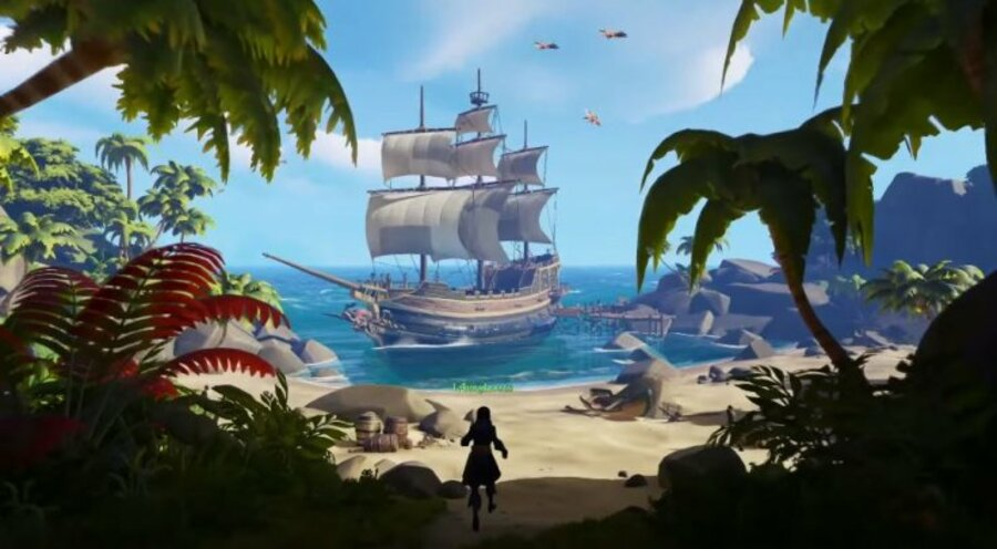 Rare Working On Significant Changes To Sea Of Thieves For Next Year