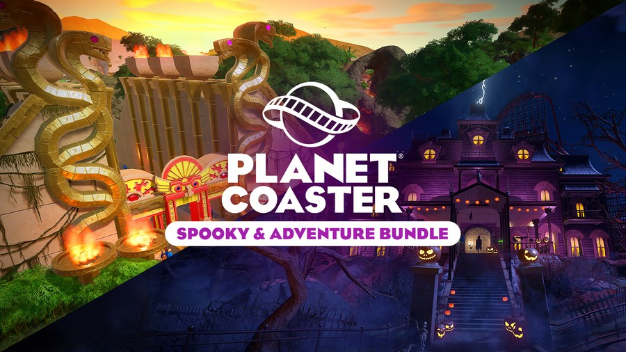 Planet Coaster: Console Edition's First Post-Launch Content Releases This Week