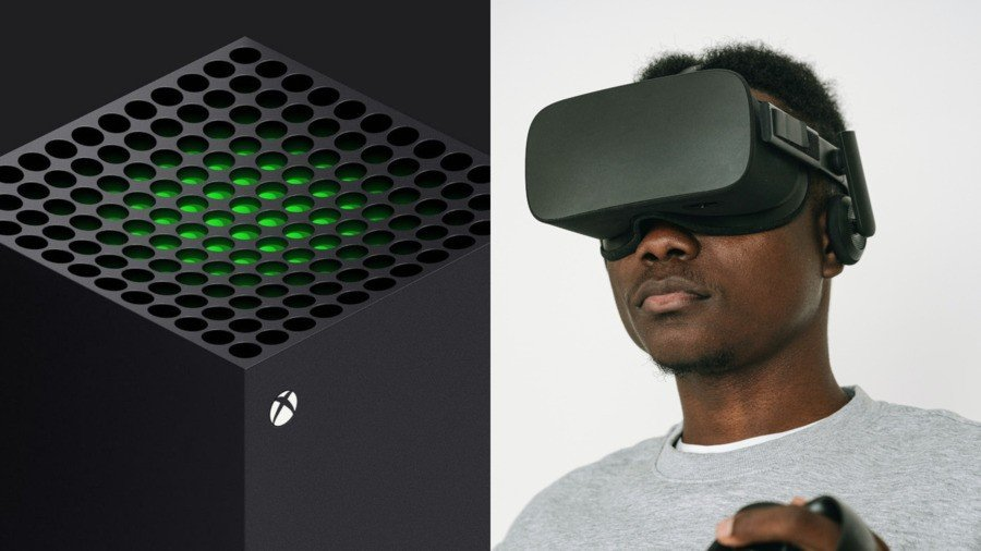 Journalist Spots Reference To Virtual Reality In Latest Xbox Update