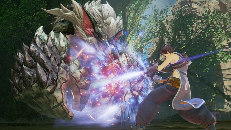 Interestingly, Tales Of Arise Doesn't Support Smart Delivery