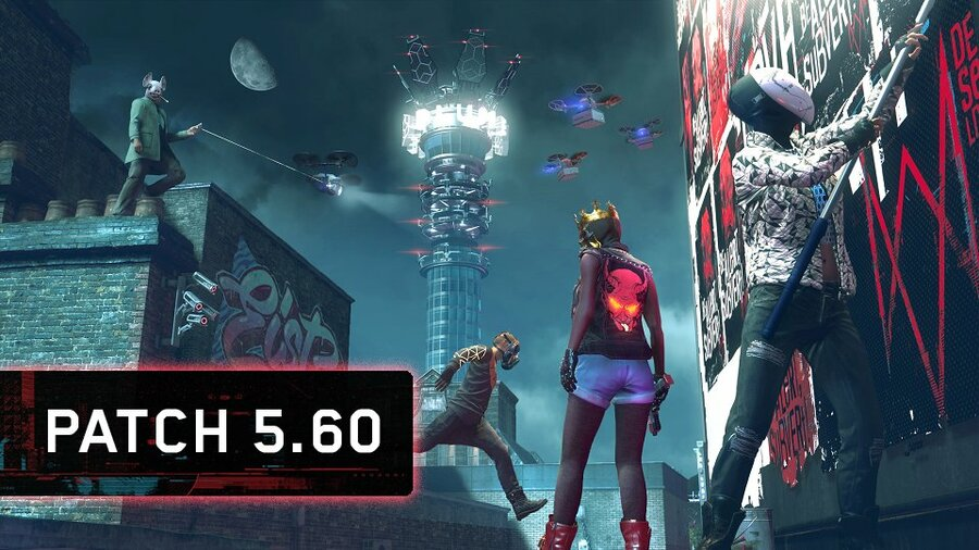 Watch Dogs Legion's Latest Update Is 40GB On Xbox Series X, 3GB On PS5