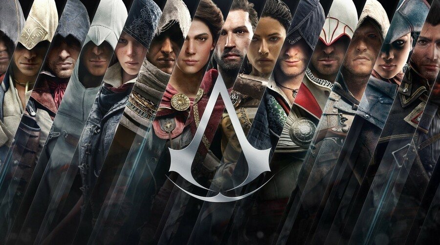 Report Claims The Future Of Assassin's Creed Will Be A Live Service Game