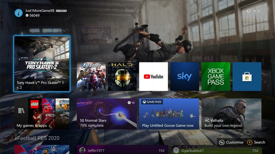 Here's What's Included In The Xbox October 2020 Update