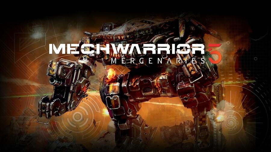 MechWarrior 5: Mercenaries Arrives On Xbox Series X Next Year