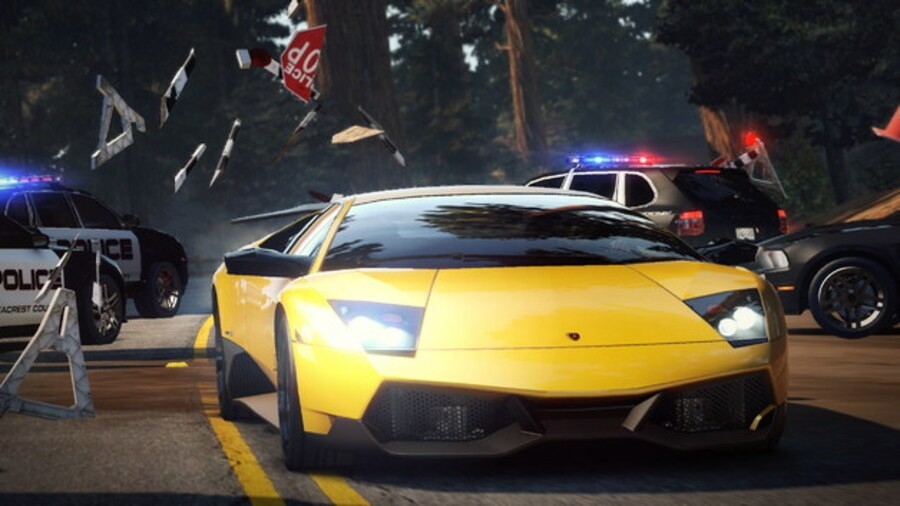 Need For Speed: Hot Pursuit For Xbox One Appears In Online Listing