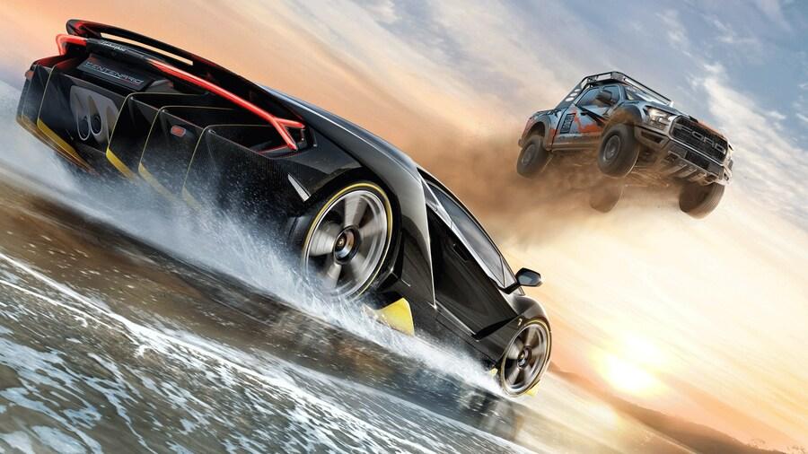UK Charts: Forza Horizon 3 Makes A Triumphant Return To The Top 40
