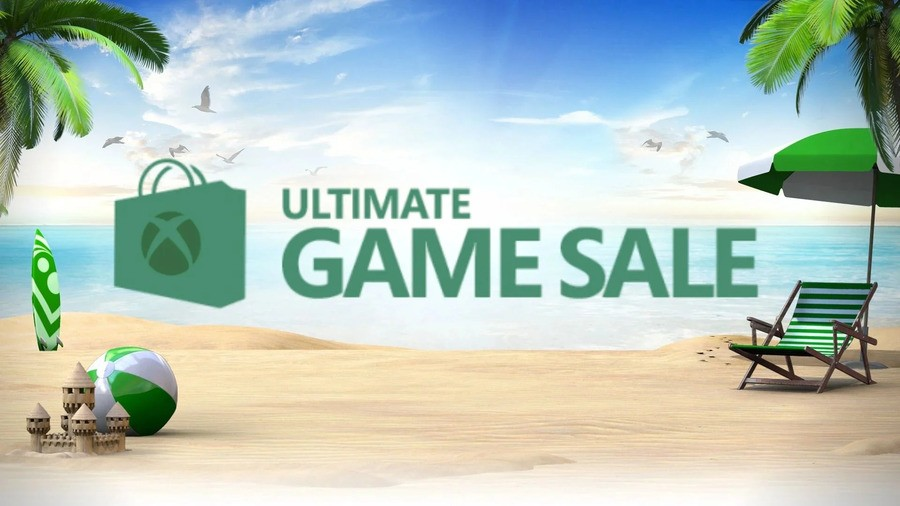 Reminder: The Massive Xbox Summer Sale Ends Today