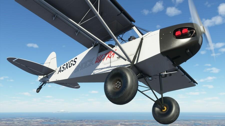 Prepare Yourself, Microsoft Flight Simulator Is Around 100GB On Xbox Series X, Series S