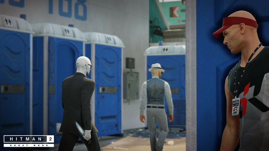 Hitman's Ghost Mode Is Being Turned Off Permanently Soon