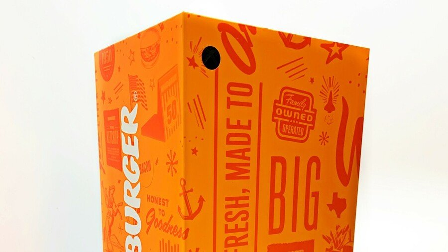 Whataburger Is Giving Away This Ridiculous Custom Xbox Series X