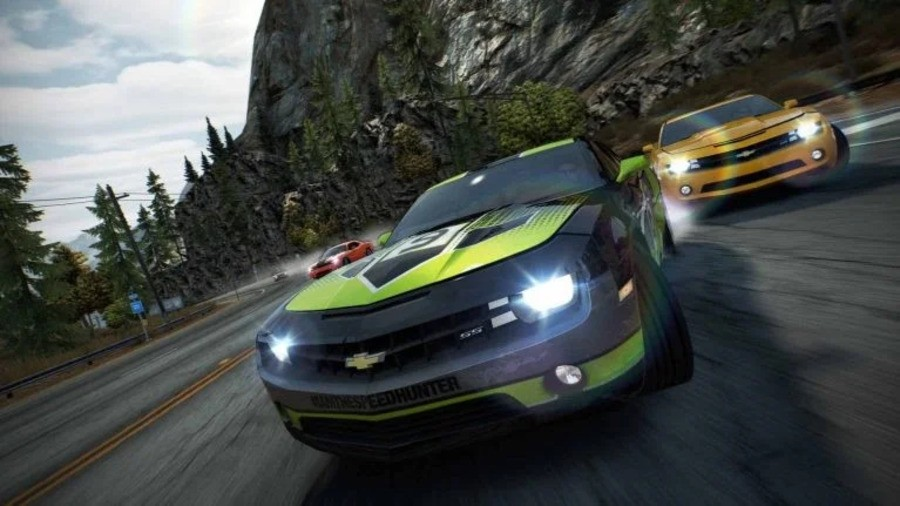 Need For Speed Hot Pursuit Remastered Drifts In With Some Xbox Series X Enhancements