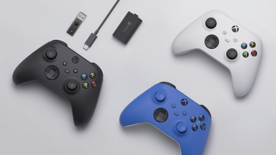 Microsoft Says It's Aware Of Connection Issues With The New Xbox Controllers
