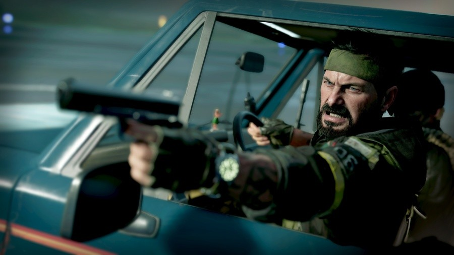 Call Of Duty: Black Ops Cold War Patch Addresses Slow Weapon XP