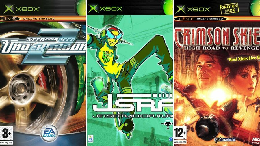Pick One: Which Of These Xbox Classics Would You Remaster? (#5)