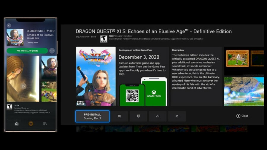 Here's What's Included In The Xbox November 2020 Update