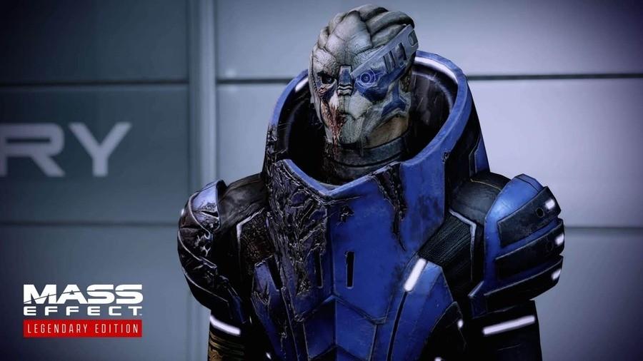 Mass Effect Legendary Edition's Achievement List Drives Us Nuts