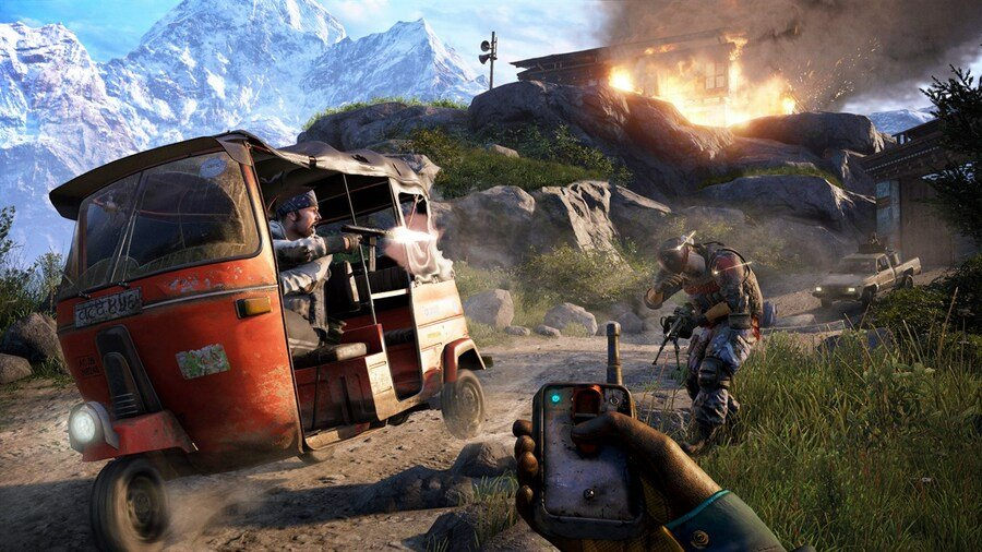 Deals: Xbox Is Hosting A Mega Far Cry Franchise Sale This Week