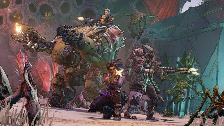 Next-Gen Leap Will Be The Biggest In History, Says Gearbox Founder