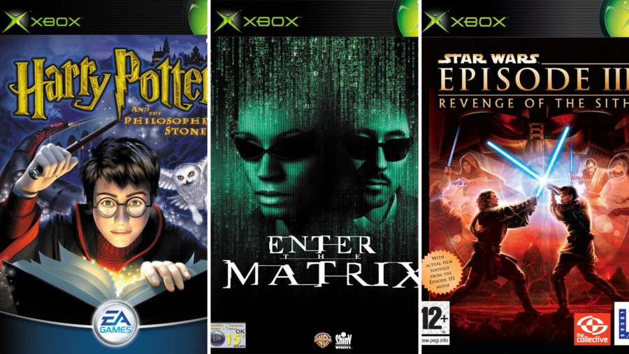 Pick One: Which Of These Xbox Movie Tie-Ins Would You Make Backwards Compatible?