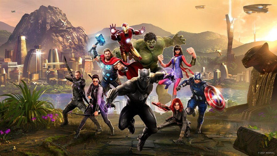 Marvel's Avengers Sparks Rage As Paid XP Boosts Are Added To The Game