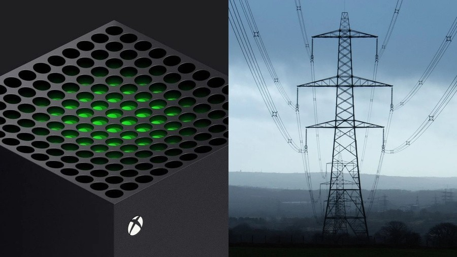 Xbox Series X Fix Could Save A 'Large Power Plant's Worth Of Electricity', Says Energy Scientist