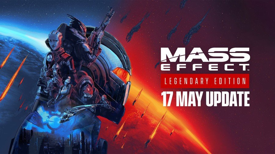 Mass Effect Update Available On Xbox