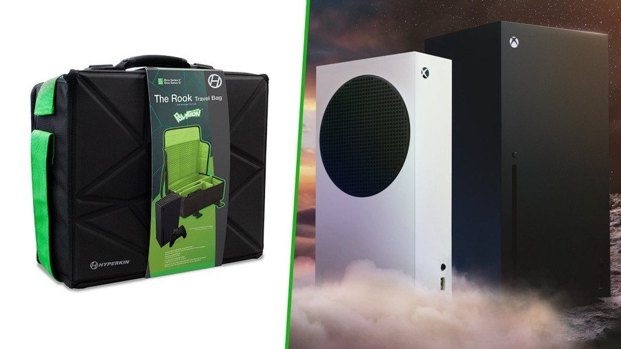 Hyperkin Is Bringing Out A Travel Bag For The Xbox Series X|S